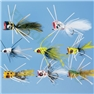 Betts 8-Piece Bass Popper Assortment