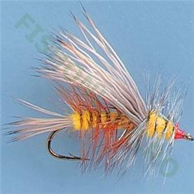 Yellow Stimulator Dry Flies